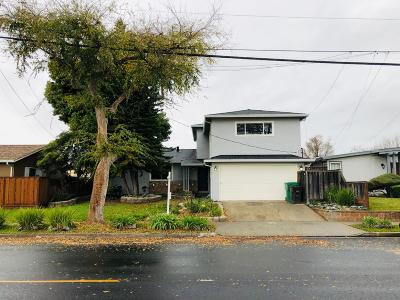 Hayward Single Family Home For Sale: 238 Fairway Street