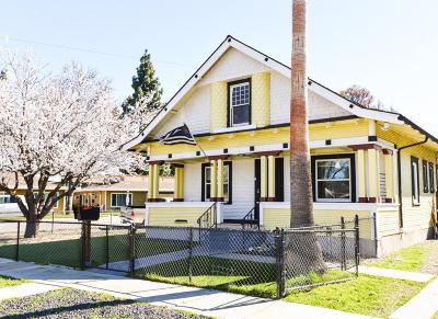 Tracy Single Family Home For Sale: 222 E 7th Street