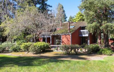 San Mateo County, Santa Clara County Condo/Townhouse For Sale: 201 Cypress Point Drive