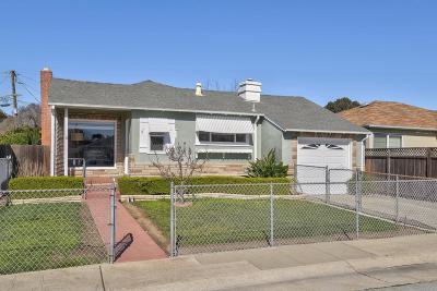 San Mateo Single Family Home For Sale: 1535 Mefferd Avenue