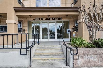 San Jose Condo/Townhouse For Sale: 88 N Jackson Avenue #118