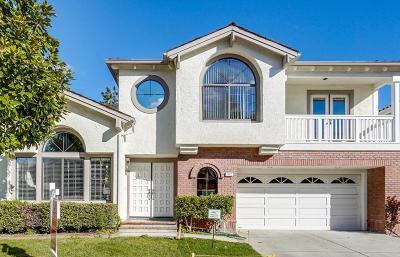 San Mateo County, Santa Clara County Single Family Home For Sale: 2182 Paseo Del Oro