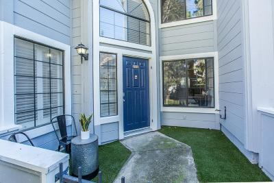 San Jose Condo/Townhouse For Sale: 2583 Yerba Bank Court