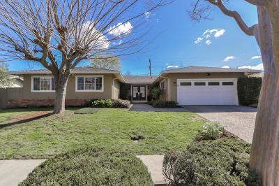 San Mateo County, Santa Clara County Single Family Home For Sale: 122 Lansberry Court