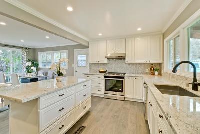 San Mateo County, Santa Clara County Single Family Home For Sale: 3005 Hastings Avenue