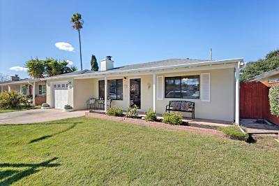 San Mateo Single Family Home For Sale: 231 E 39th Avenue