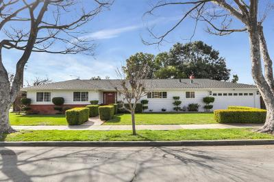San Jose Single Family Home For Sale: 5154 Country Lane