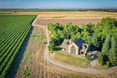Thornton Single Family Home For Sale: 30003 N Vail Road