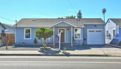 Hayward Single Family Home For Sale: 18857 Meekland Avenue