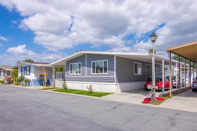 San Jose Mobile Home For Sale: 2638 Whispering Hills Cir