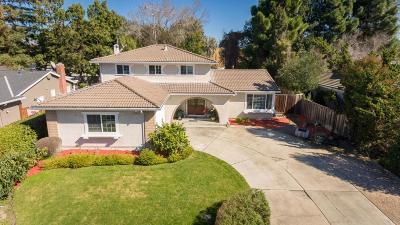 Santa Clara Single Family Home For Sale: 345 Landeros Drive