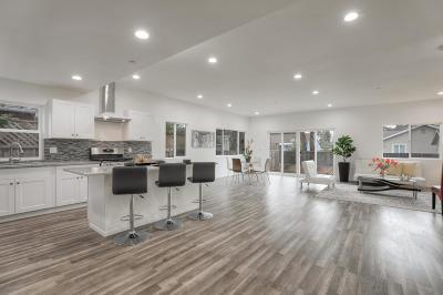 Sunnyvale Single Family Home For Sale: 867 Acacia Avenue