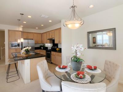 Milpitas Condo/Townhouse For Sale: 1489 Coyote Creek Way