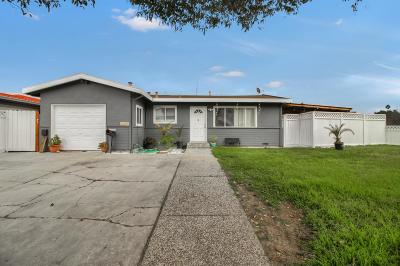 Santa Clara Single Family Home For Sale: 2605 Painted Rock Drive