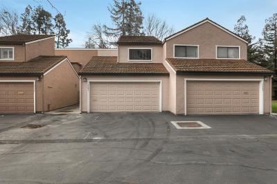 Santa Clara Condo/Townhouse For Sale: 2641 Kerryshire Lane
