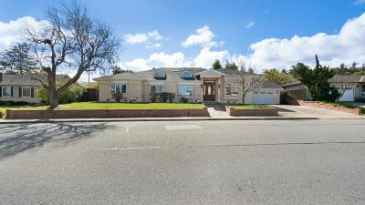 Millbrae Single Family Home For Sale: 835 Murchison Drive