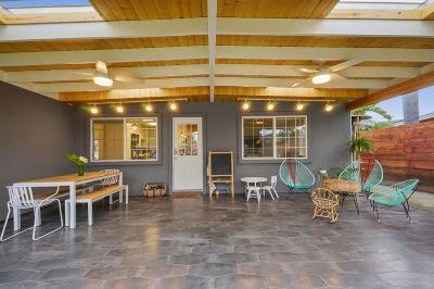 Fremont Single Family Home For Sale: 4352 Ladner Street
