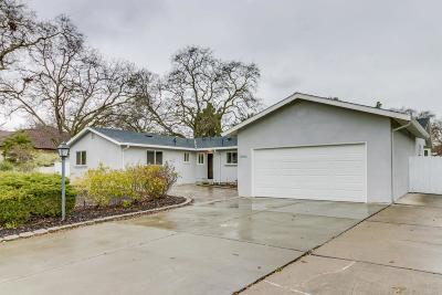 Walnut Creek Single Family Home Pending Show For Backups: 3006 Woodlawn Drive