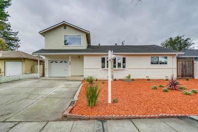Sunnyvale Single Family Home For Sale: 1062 W Knickerbocker Drive
