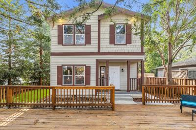 Mountain View Single Family Home For Sale: 2109 University Avenue