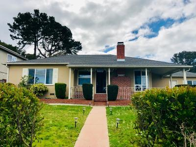 Millbrae Single Family Home For Sale: 731 Barcelona Drive