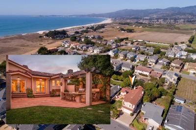 Half Moon Bay Single Family Home For Sale: 221 Correas Street