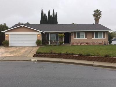 Pittsburg Single Family Home Pending Show For Backups: 1576 Pinewood Place