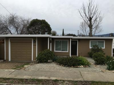 Concord Single Family Home For Sale: 2040 Overhill Road