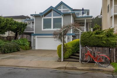 Half Moon Bay Single Family Home For Sale: 655 Santiago Avenue