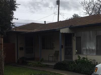 Santa Clara Multi Family Home Pending Show For Backups: 2336 Patricia Drive