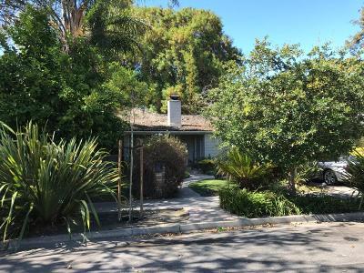 Sunnyvale Single Family Home For Sale: 412 E Arbor Avenue