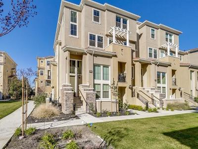 Milpitas Condo/Townhouse For Sale: 1878 Trento Loop