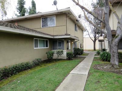 San Jose Condo/Townhouse For Sale: 2474 Golzio Court #3