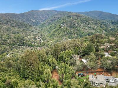 Los Gatos Residential Lots & Land For Sale: Idylwild Road