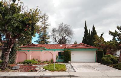 Sunnyvale Single Family Home For Sale: 426 Pin Oak Drive