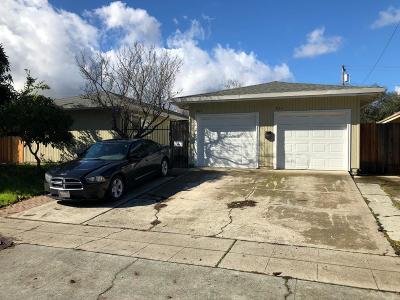 Cupertino Multi Family Home For Sale: 861 Miller Avenue