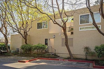 San Mateo Condo/Townhouse For Sale: 1919 Alameda De Las Pulgas #79