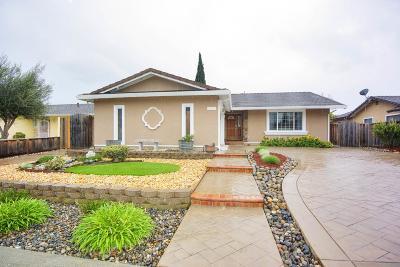 Milpitas Single Family Home For Sale: 838 Kizer Street