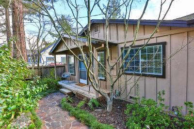 Los Gatos Single Family Home For Sale: 21496 Beatrice Circle