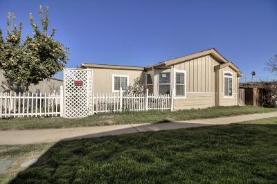 Fremont Mobile Home For Sale: 205 Manitoba Terrace