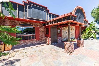 Contra Costa County Commercial For Sale: 3788 Railroad Avenue
