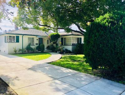 Santa Clara Single Family Home For Sale: 3424 Cecil Avenue