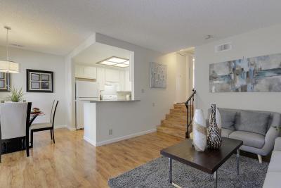 Sunnyvale Condo/Townhouse For Sale: 448 Costa Mesa Terrace #C