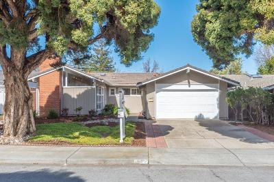 Sunnyvale Single Family Home For Sale: 1023 Thistle Court