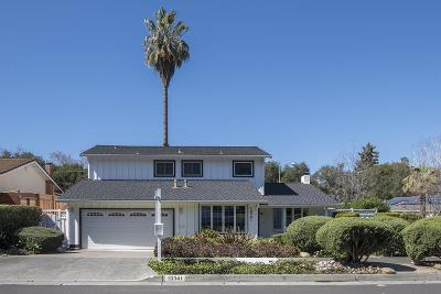 Cupertino Single Family Home For Sale: 10341 Phar Lap Drive