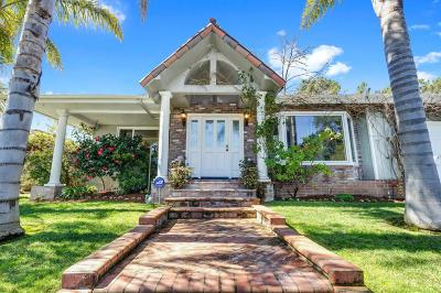 San Mateo Single Family Home For Sale: 3228 Del Monte Street