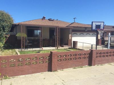 San Jose Single Family Home For Sale: 1514 Mount Herman Drive