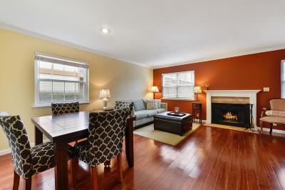 Mountain View Condo/Townhouse For Sale: 38 Devonshire Avenue #5