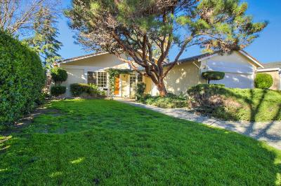 San Jose Single Family Home For Sale: 6832 Endmoor Drive