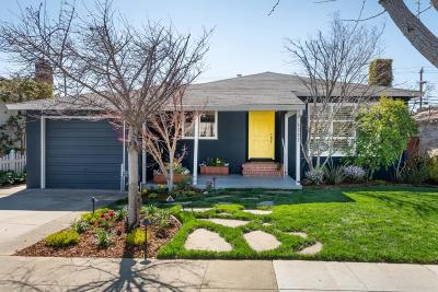 San Mateo Single Family Home For Sale: 1302 S Delaware
